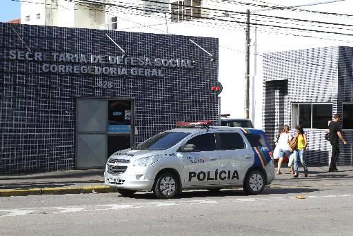 Também está sendo apurado fato do oficial ter sido levado em casa. Foto: Rafael Martins/ Esp. DP