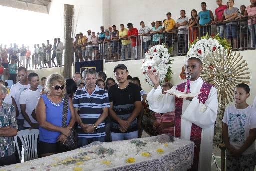 Padre Severino Filho disse que moradores de Itambé estão sem paz
