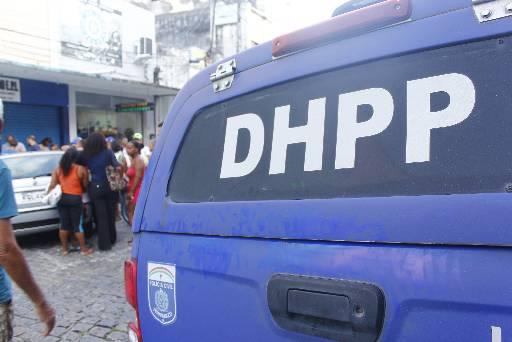 Homem foi assassinado a tiros, na Rua da Palma, no mês passado. Foto: Shilton Araujo/Esp.DP