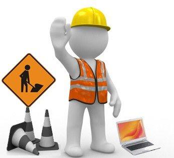 Problemas técnicos no Blog