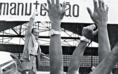 Miguel Arraes, um homem que se transformou num mito